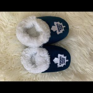 Other - Toronto Maple Leaf Slippers